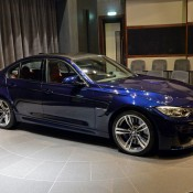 BMW M3 Navy Blue-7