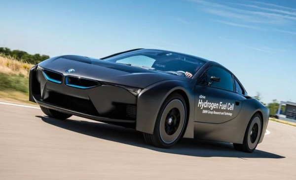 BMW i8 Hydrogen Fuel Cell-0