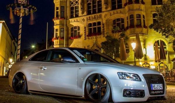 Bagged Audi S5-0