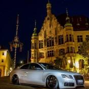 Bagged Audi S5-2