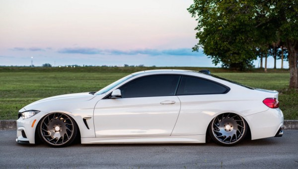 Bagged BMW 4 Series-0