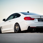 Bagged BMW 4 Series-1