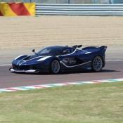 Blue Ferrari FXX K-2
