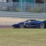 Blue Ferrari FXX K-6