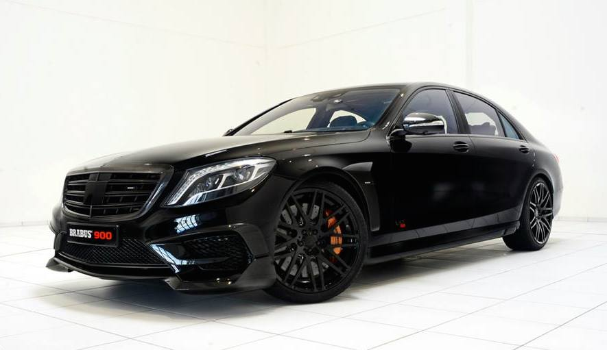 Brabus Rocket 900: An In-Depth Look
