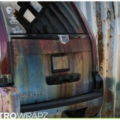 Cadillac Escalade Rust Chrome 4 175x175 at Cadillac Escalade Rust Chrome by Metro Wrapz