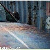 Cadillac Escalade Rust Chrome 6 175x175 at Cadillac Escalade Rust Chrome by Metro Wrapz