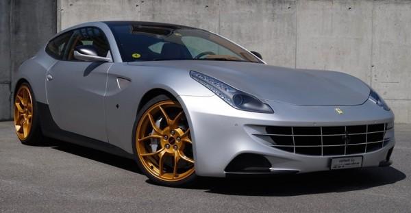 Cartech Novitec Ferrari FF-0