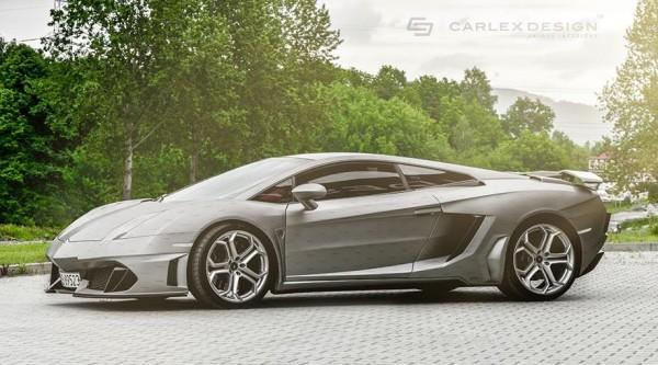 Custom Lamborghini Gallardo Carlex-0