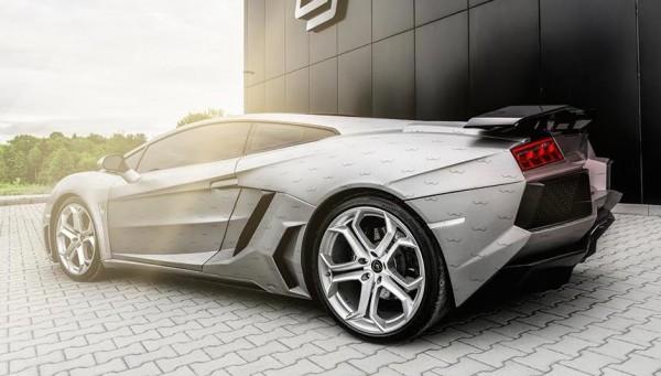 Custom Lamborghini Gallardo Carlex-00