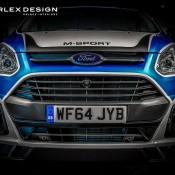 Ford Transit M-Sport Carlex-1
