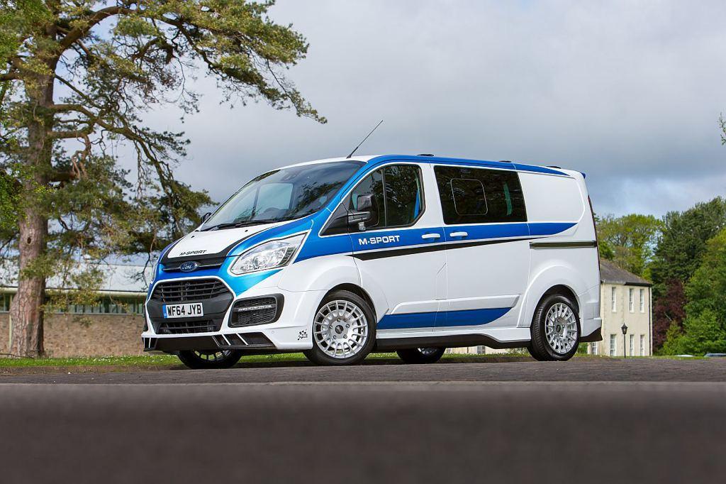 Ford Transit M Sport By Carlex Design