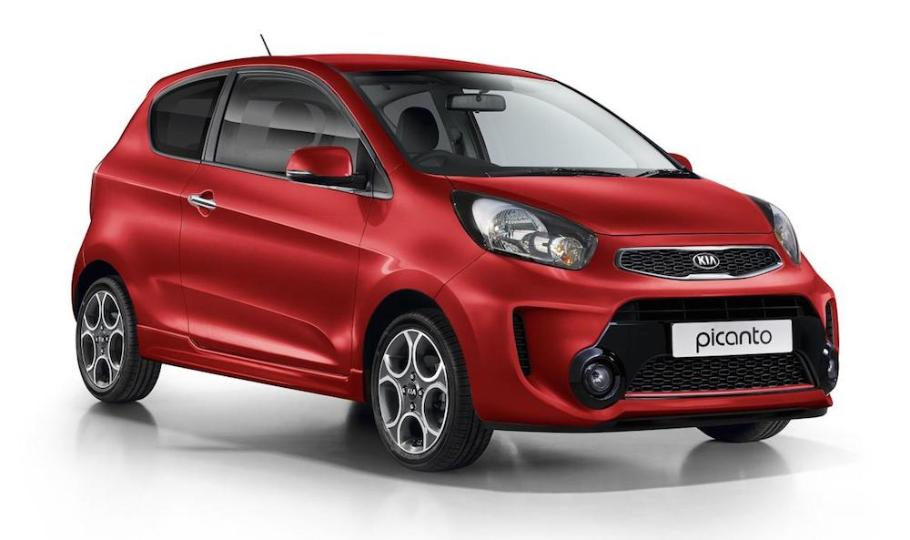 kia picanto chilli edition launched in the uk. Black Bedroom Furniture Sets. Home Design Ideas
