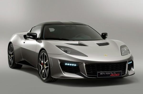 Lotus Evora 400-Rds