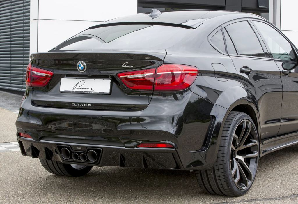 official lumma design bmw x6 clr x6r. Black Bedroom Furniture Sets. Home Design Ideas