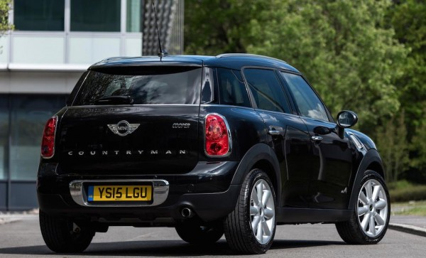 official mini countryman all4 business. Black Bedroom Furniture Sets. Home Design Ideas