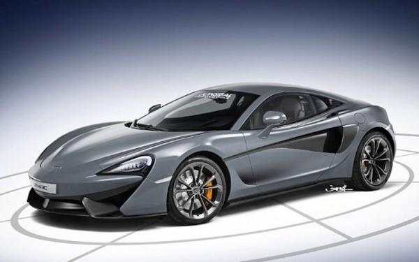 McLaren Sports Series GT