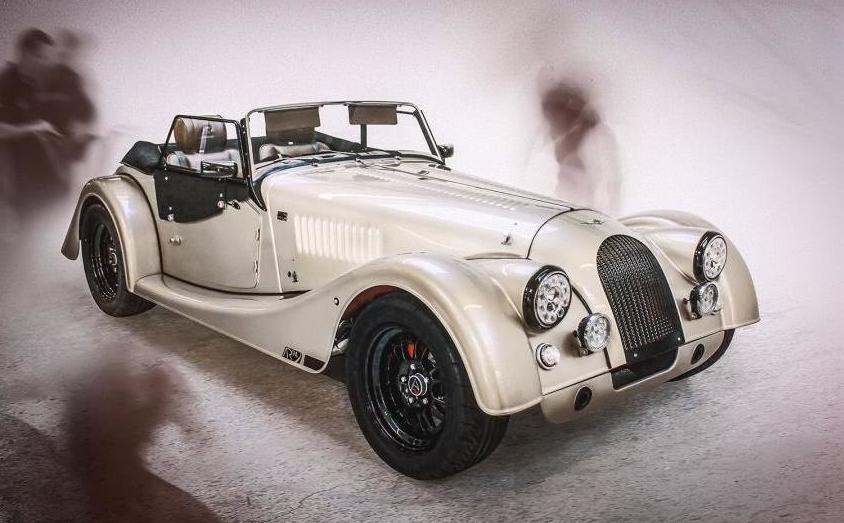 Morgan AR Plus 4 0 at Morgan AR Plus 4 Goes Official