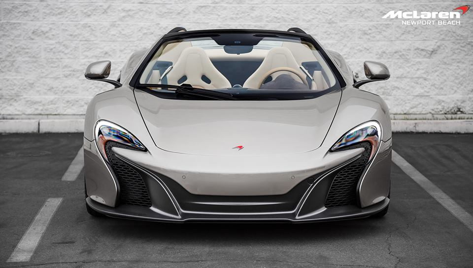 Most Expensive Mclaren 650s Ever Is A Mso Spider