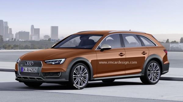 New Audi A4 Allroad-1