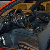 Red BMW 435i M Sport-11