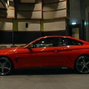 Red BMW 435i M Sport-12