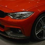 Red BMW 435i M Sport-2