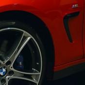 Red BMW 435i M Sport-3