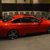 Red BMW 435i M Sport-7