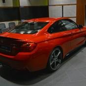 Red BMW 435i M Sport-9