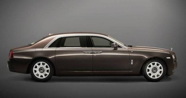 Rolls-Royce Ghost Chengdu-Panda-0