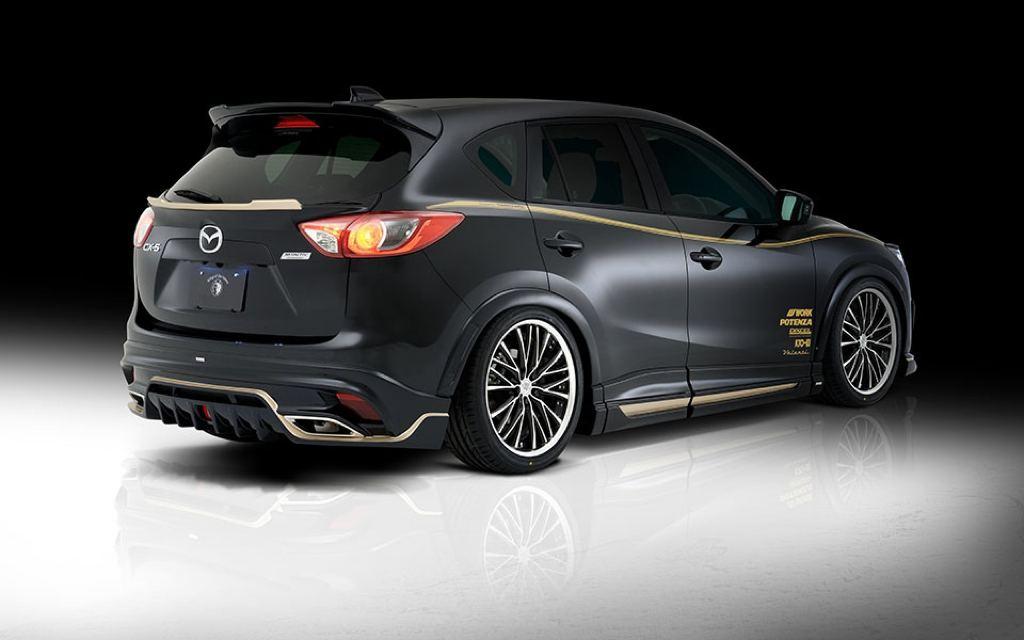 Rowen Mazda Cx 5 Revealed With Dapper Looks
