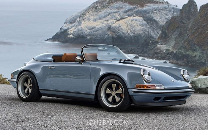 Singer Porsche 911 Supertunes