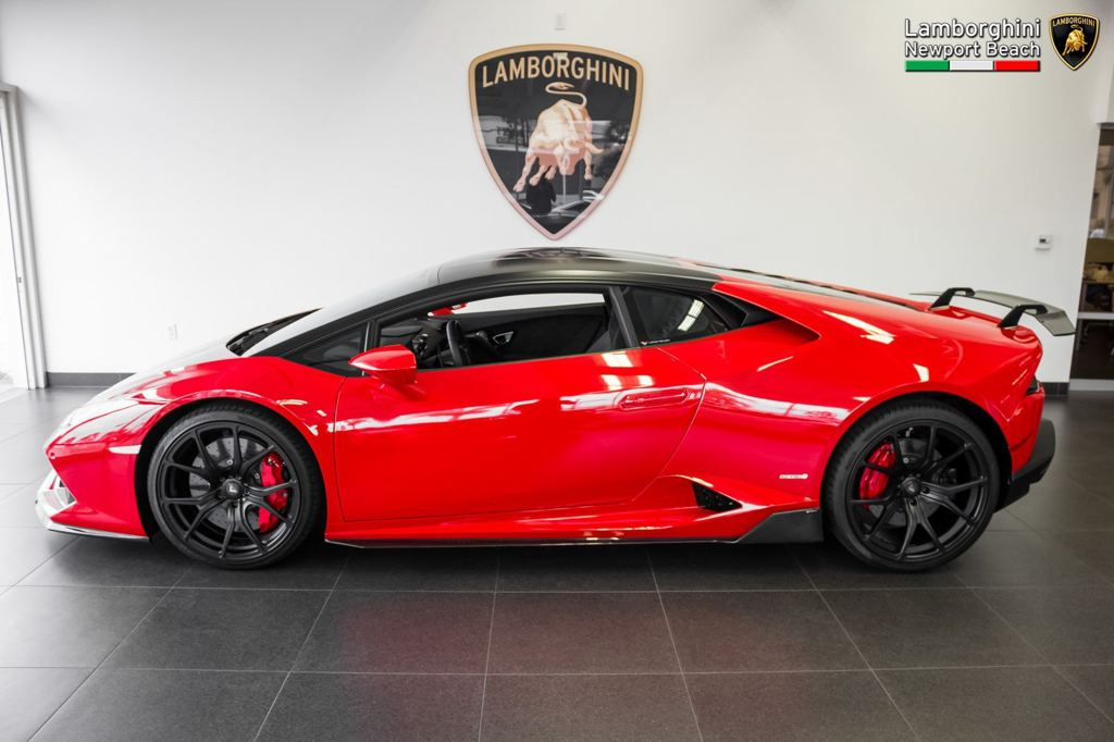 Vorsteiner Lamborghini Huracan Verona Spotted For Sale