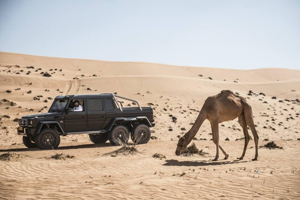 Mercedes g63 amg 6x6 desert photoshoot by gfwilliams for Mercedes benz palm desert