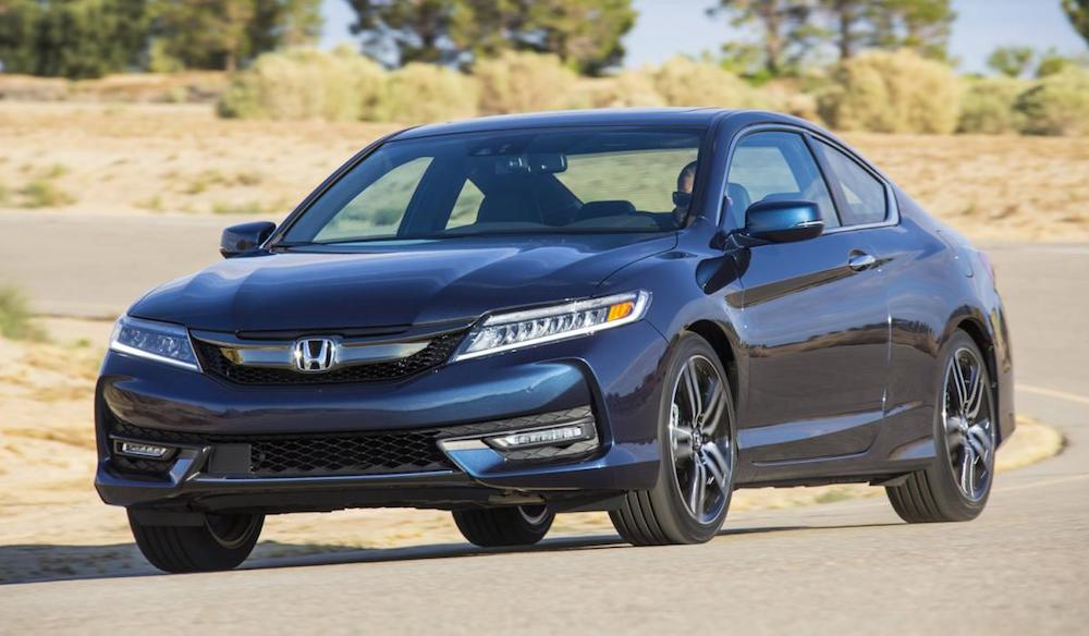 official 2016 honda accord coupe motorward. Black Bedroom Furniture Sets. Home Design Ideas