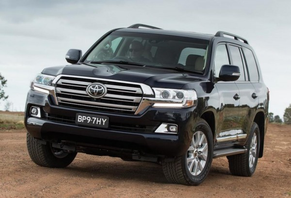 2016 Toyota Land Cruiser-0