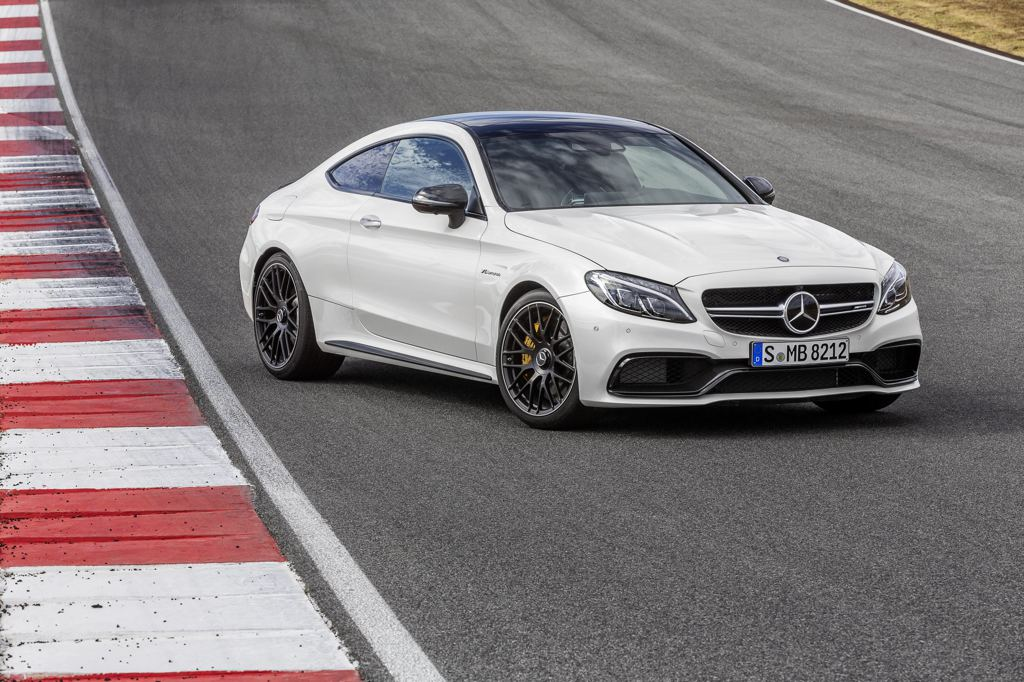 Official 2017 mercedes c63 amg coupe for Mercedes benz c63 2017