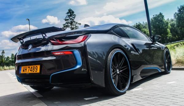 AC Schnitzer BMW i8 Spot-0