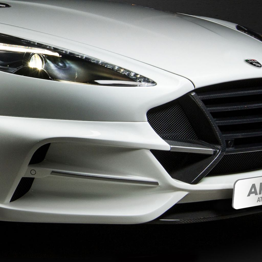 ARES Performance Aston Martin Rapide S Detailed