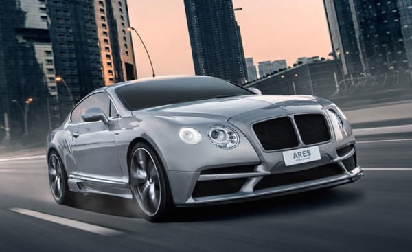 ARES Performance Bentley Continental-0