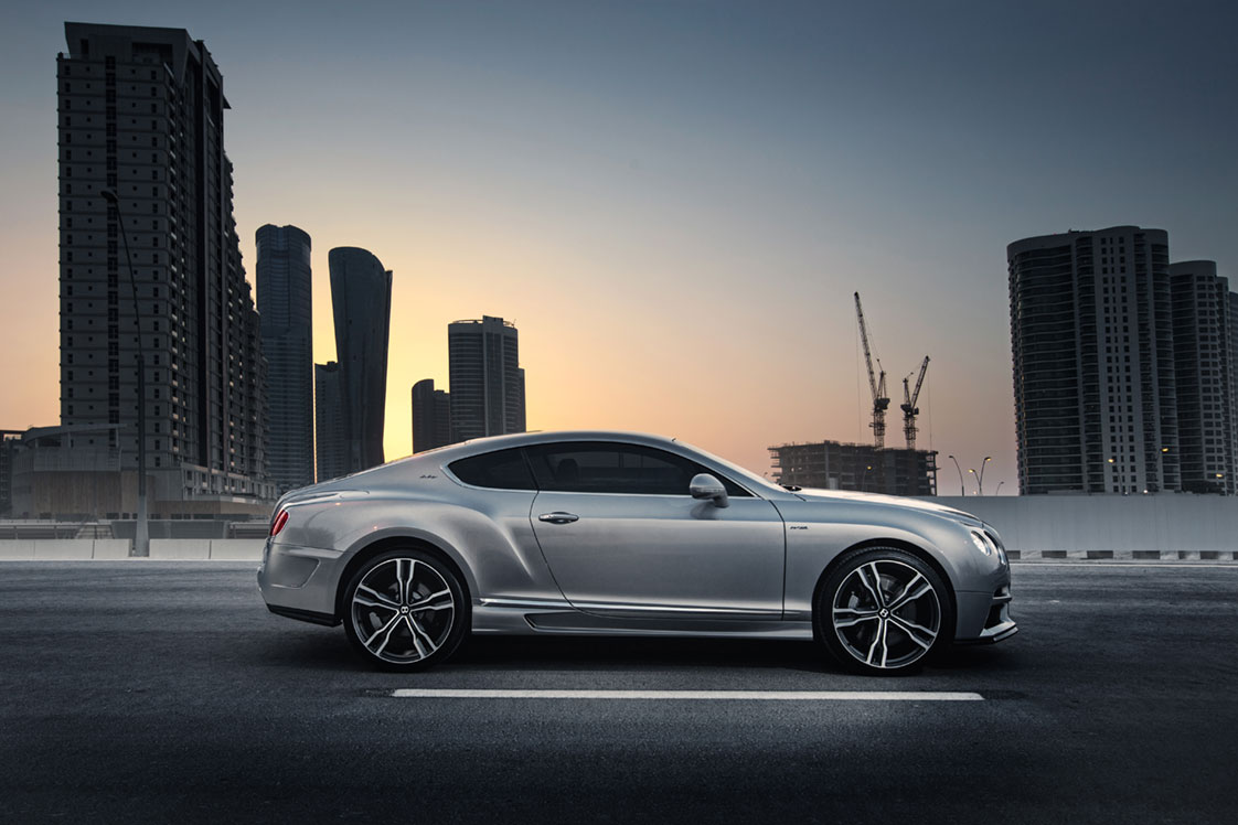 Ares Performance Bentley Continental Gt Coupe