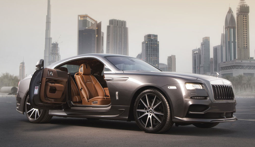 ares performance rolls royce wraith unveiled. Black Bedroom Furniture Sets. Home Design Ideas