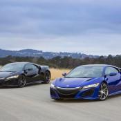 Acura NSX options list-1