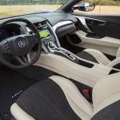 Acura NSX options list-13