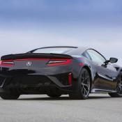 Acura NSX options list-3