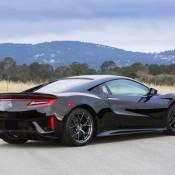 Acura NSX options list-4