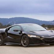 Acura NSX options list-7