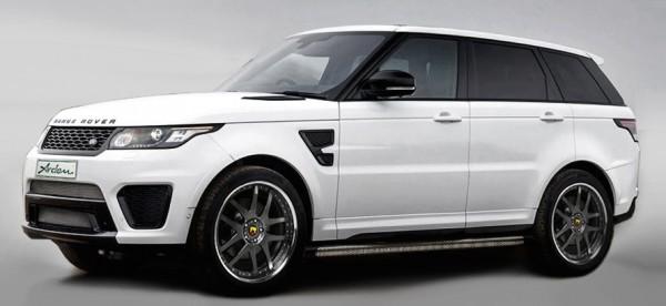 Arden Range Rover Sport SVR-0