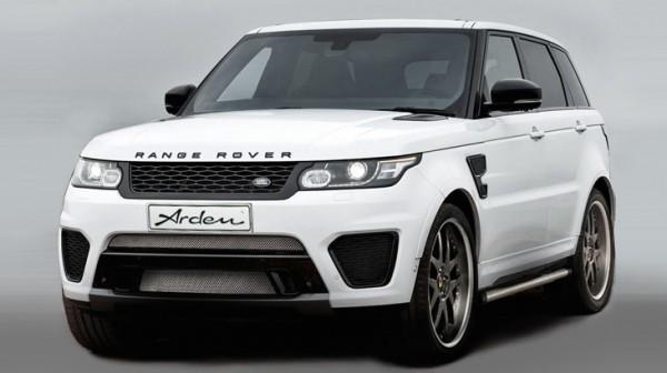 Arden Range Rover Sport SVR-1